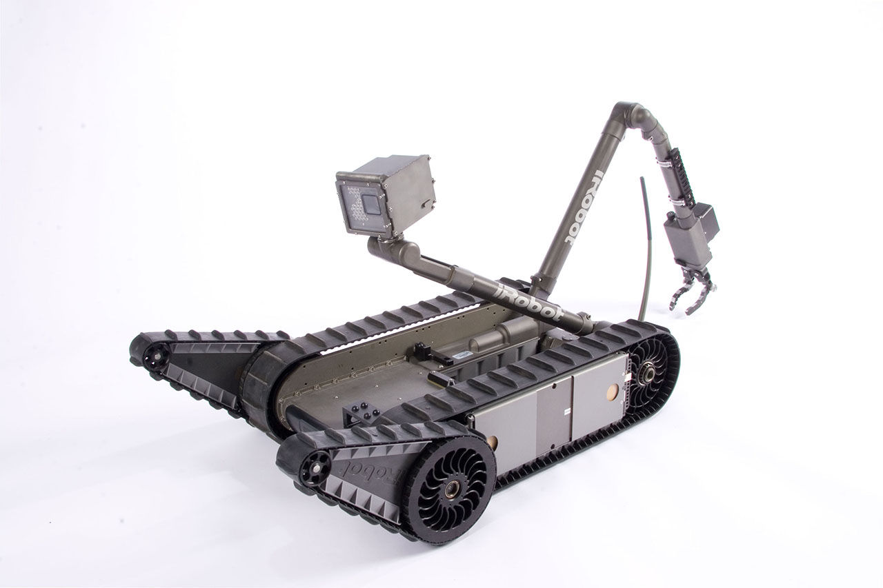 iRobot har sålt sin militärdivision