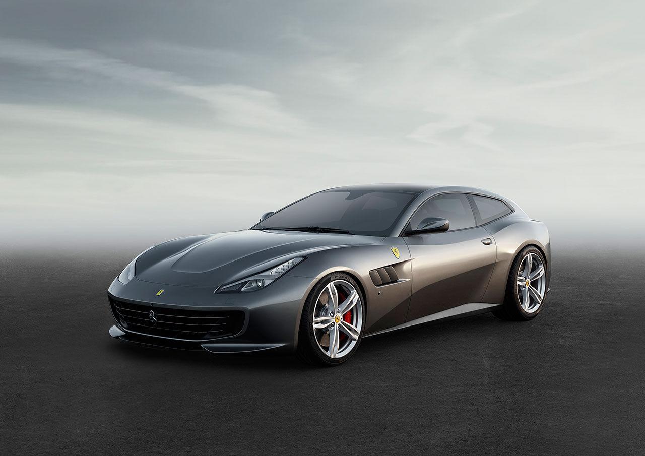 Ferrari presenterar GTC4Lusso