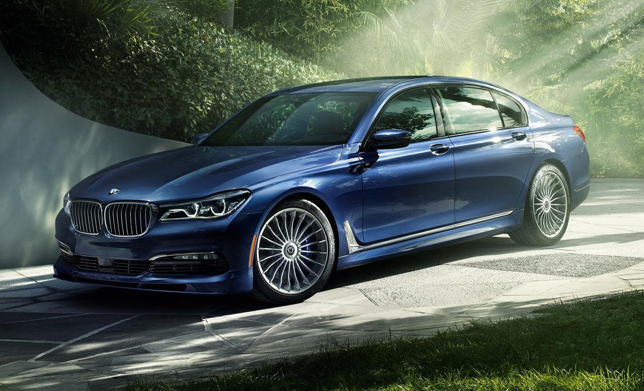 Det närmaste du kommer en BMW M7