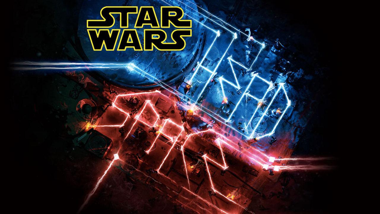 Nu släpps ett Star Wars-album med elektronisk dansmusik