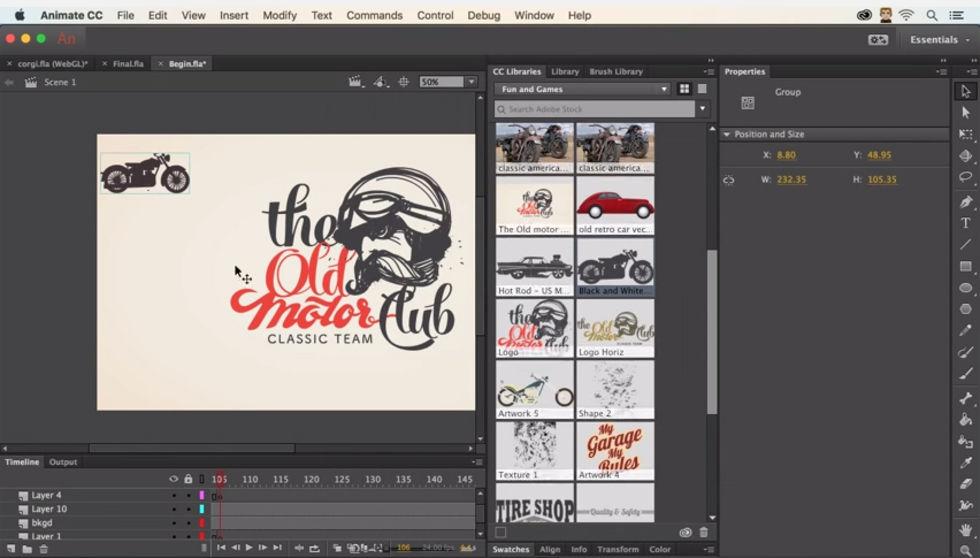 Adobe lanserar Animate CC