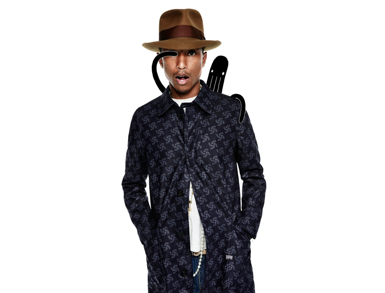 Pharrell Williams blir delägare i G-Star Raw