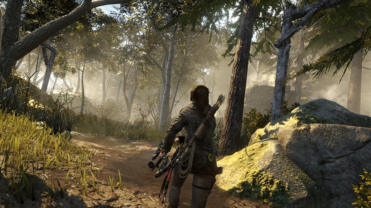 Blir Rise of the Tomb Raider först med stöd för DirectX 12?