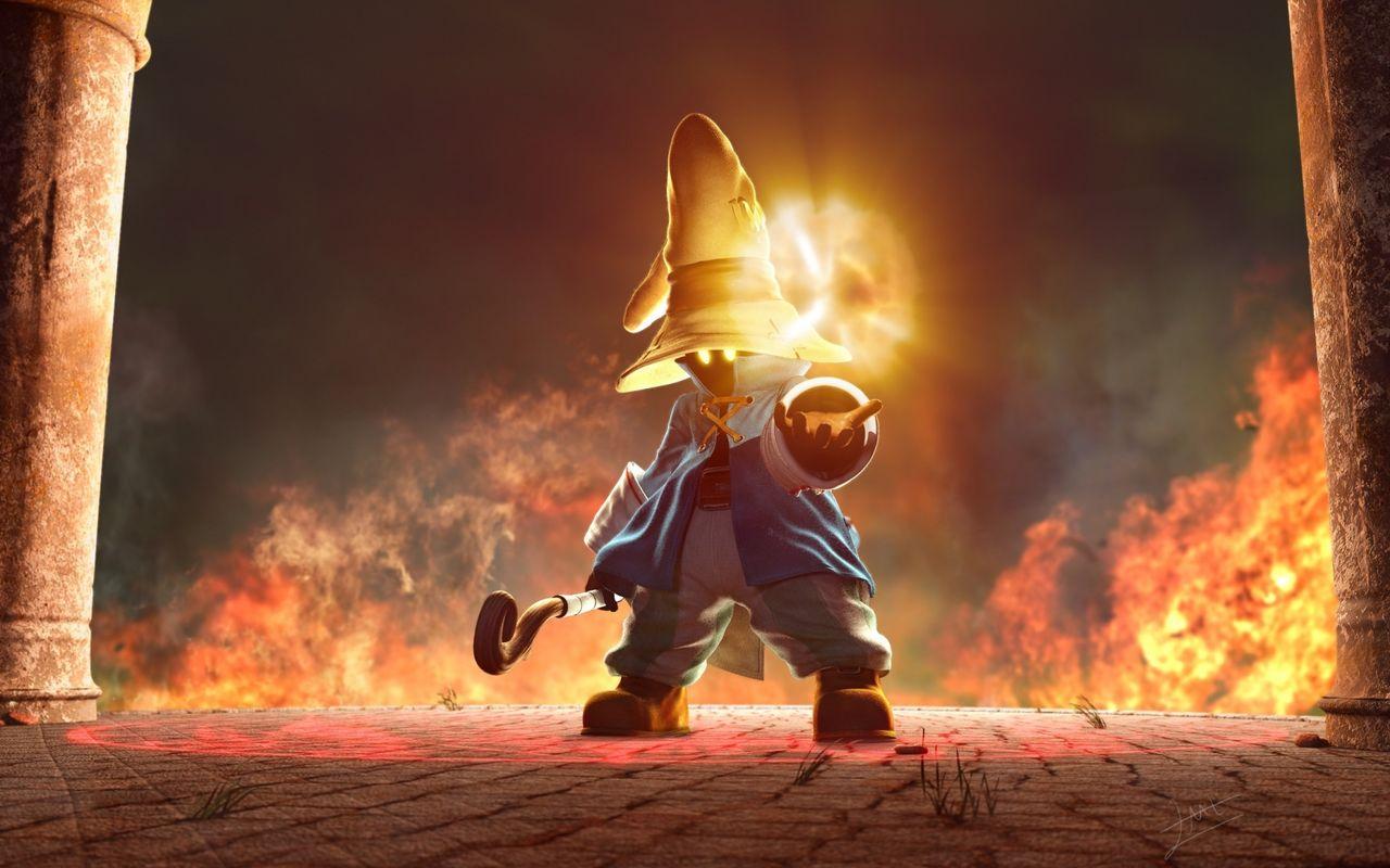 Nu finns Final Fantasy IX till Android