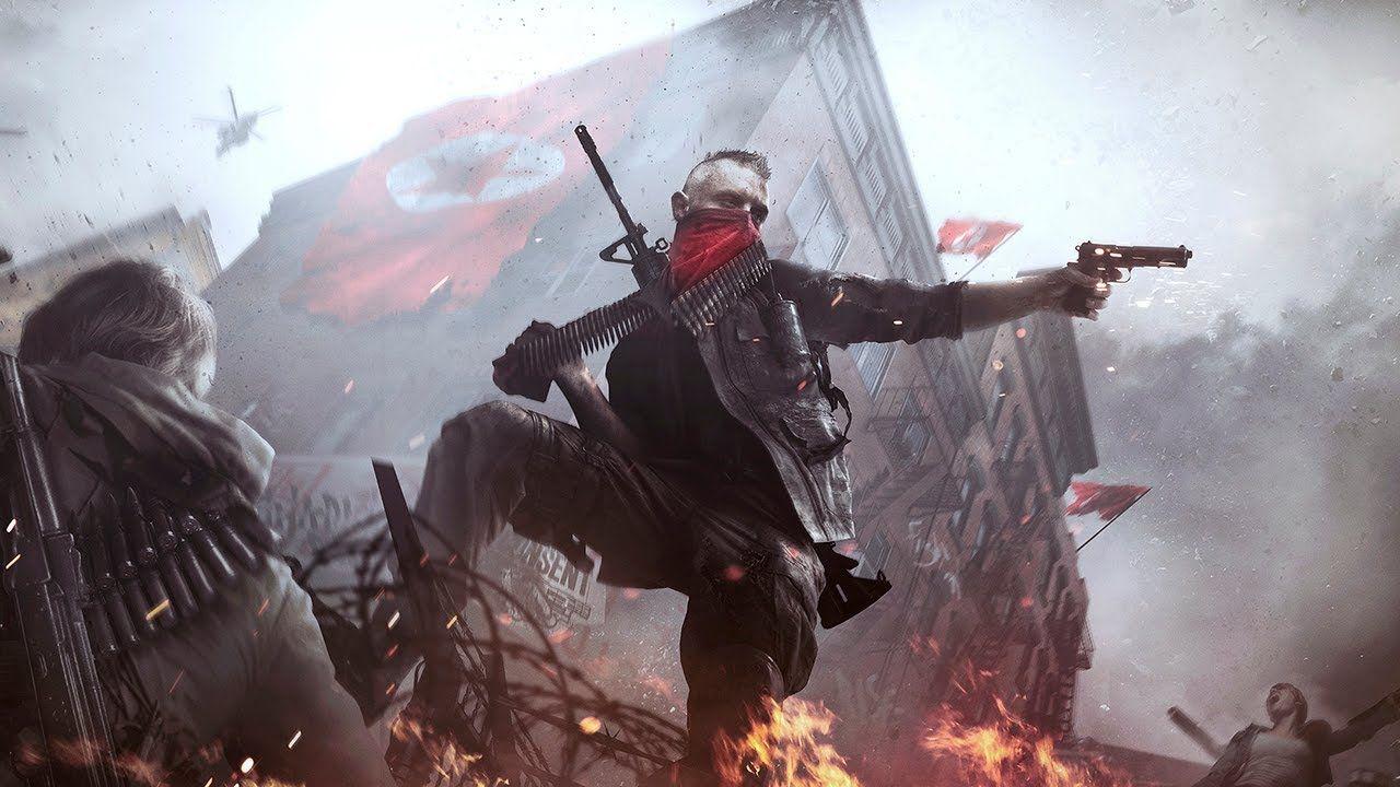 Få en gratis betakod till Homefront: The Revolution