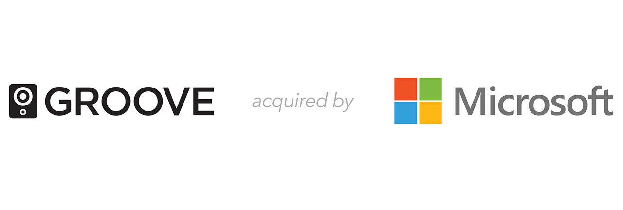 Microsoft köper upp Groove