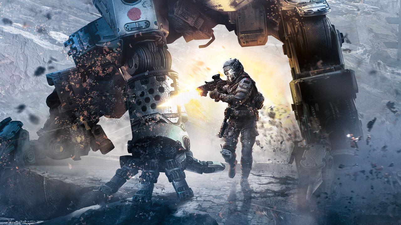 Titanfall 2 får actionfigurer som släpps i år