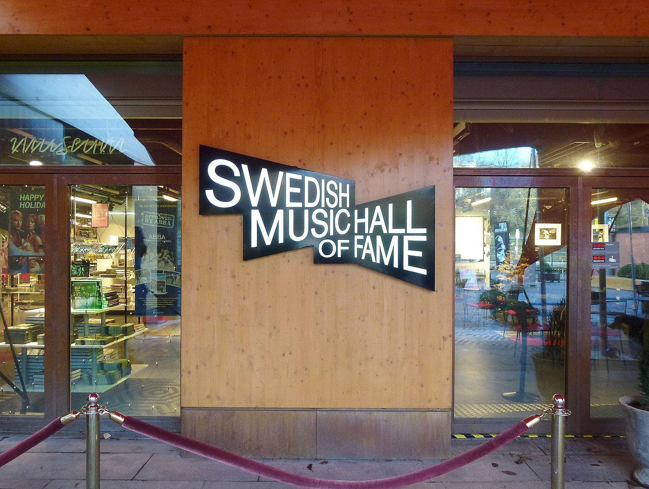Ny trio invalda i Swedish Music Hall of Fame
