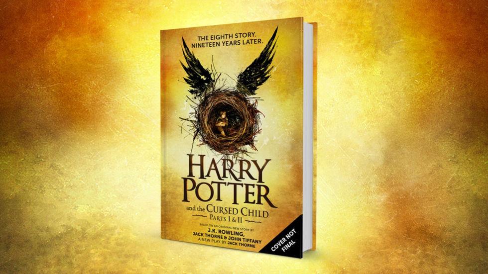 Det kommer en åttonde bok om Harry Potter