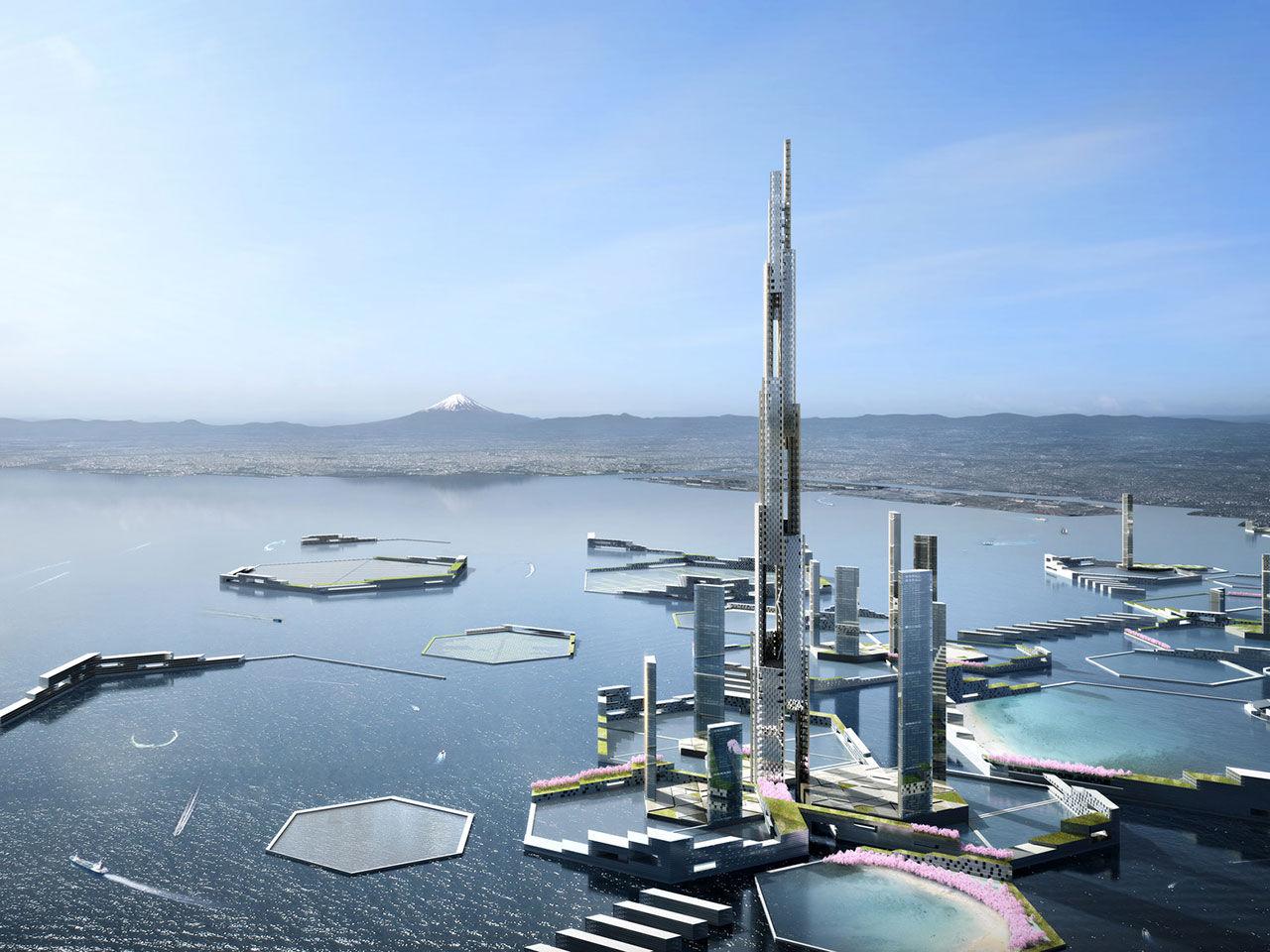 Sky Mile Tower blir världens högsta