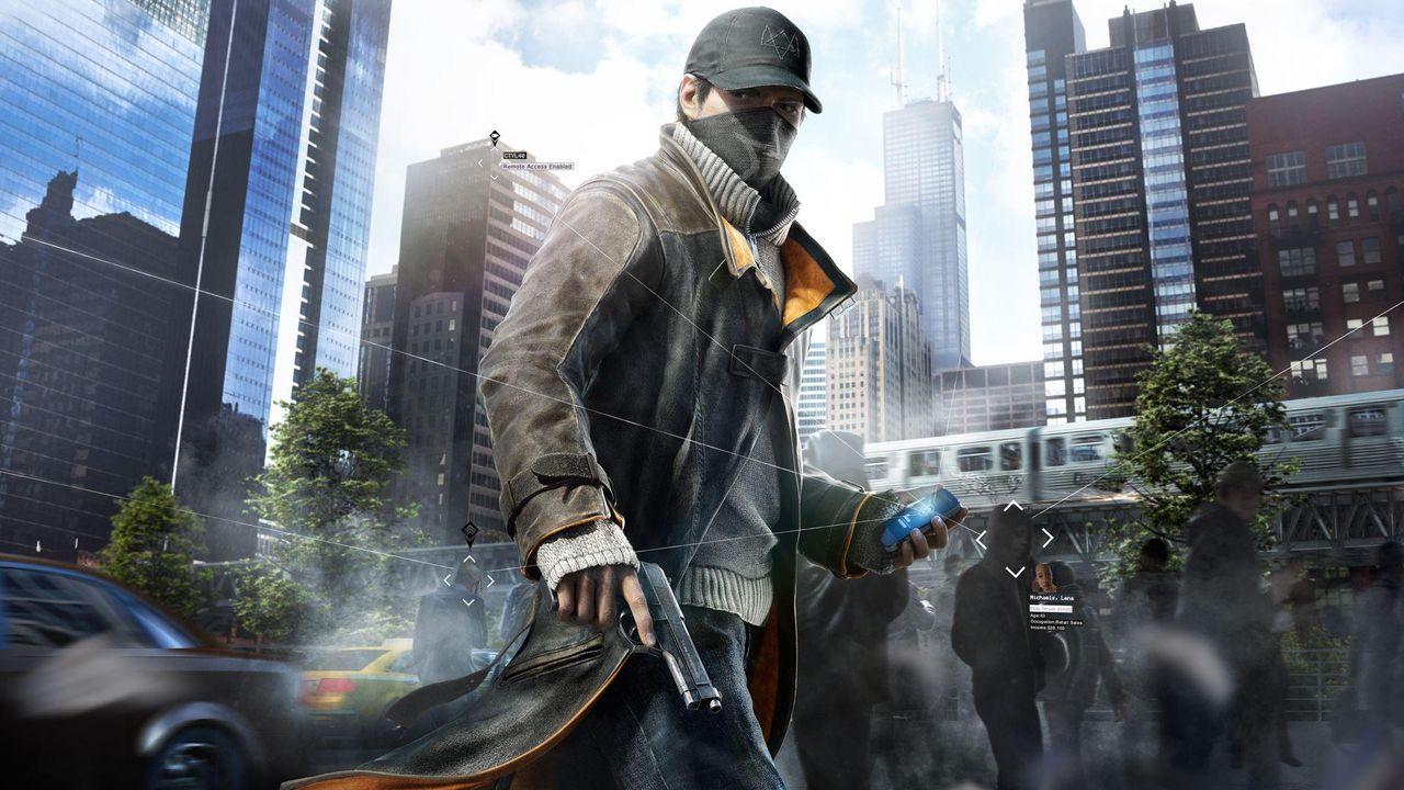 Ubisoft släpper nytt Watch Dogs innan mars 2017