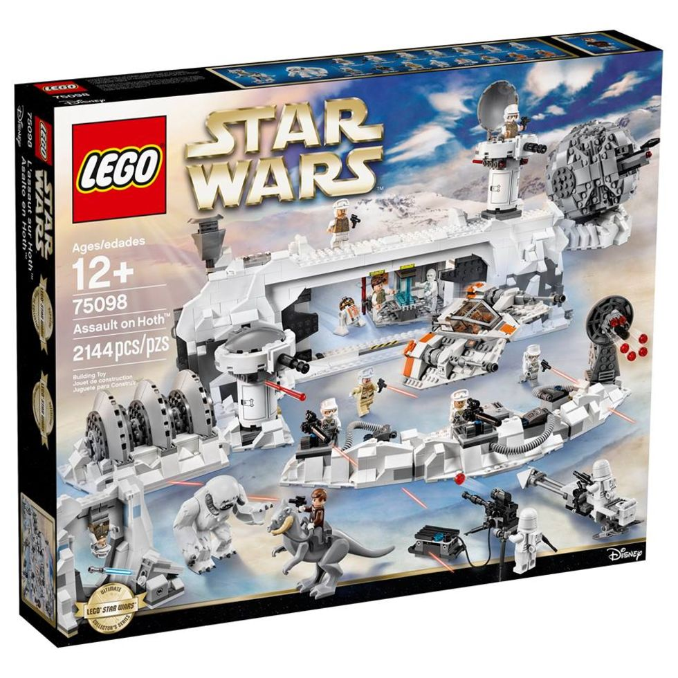 Lego presenterar Star Wars: Assault on Hoth