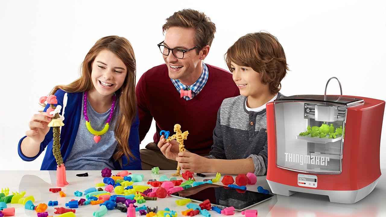 Mattel presenterar ThingMaker