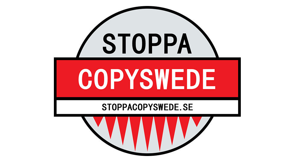 Stoppa Copyswede attackerade