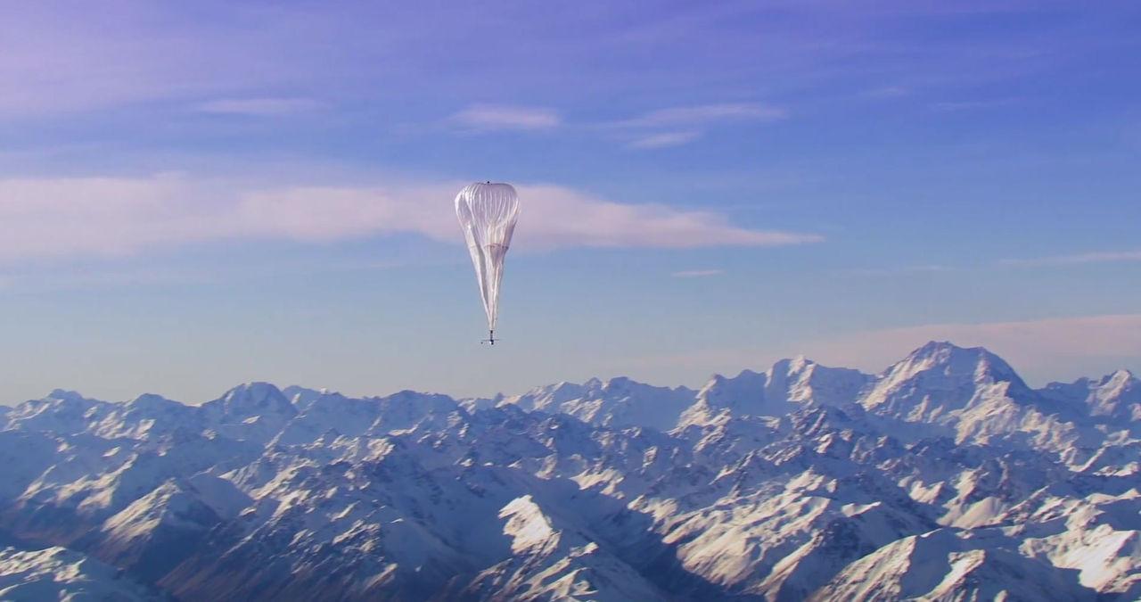 Project Loon kommer att testas av teleoperatörer i år