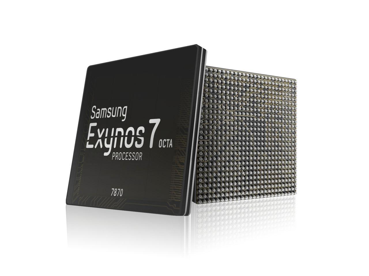 Samsungs 14nm-chip kommer till midrangelurar