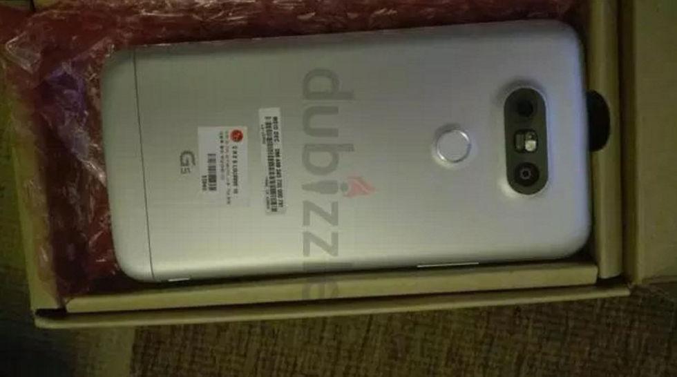 LG G5 och Samsung Galaxy S7 dyker upp på webbutik