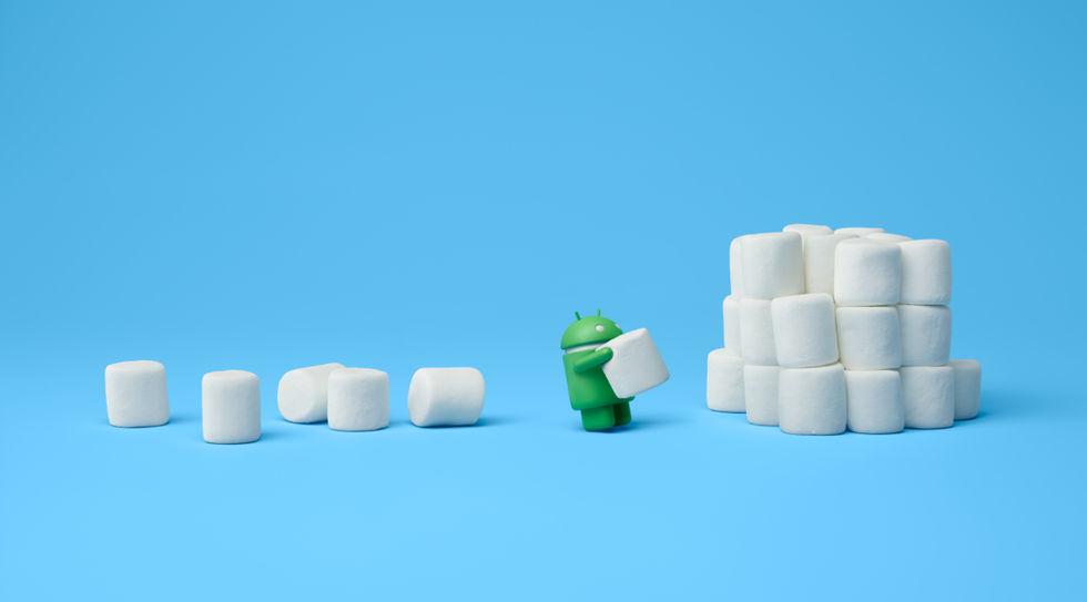 Sony börjar skicka ut Marshmallow till Xperia-enheter 7 mars