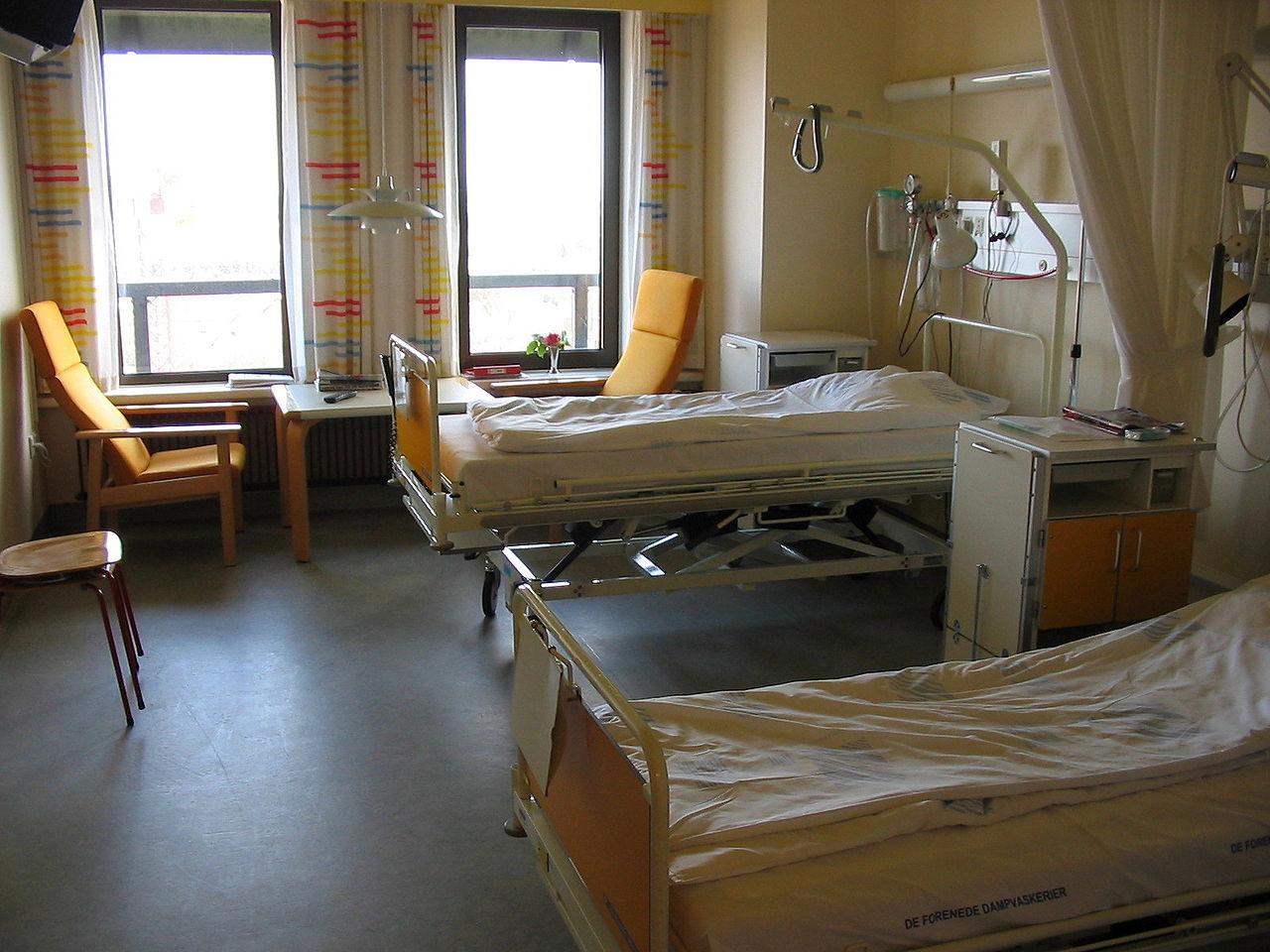 Sjukhus får tillbaka sitt nätverk efter att ha betalat gisslantagaren