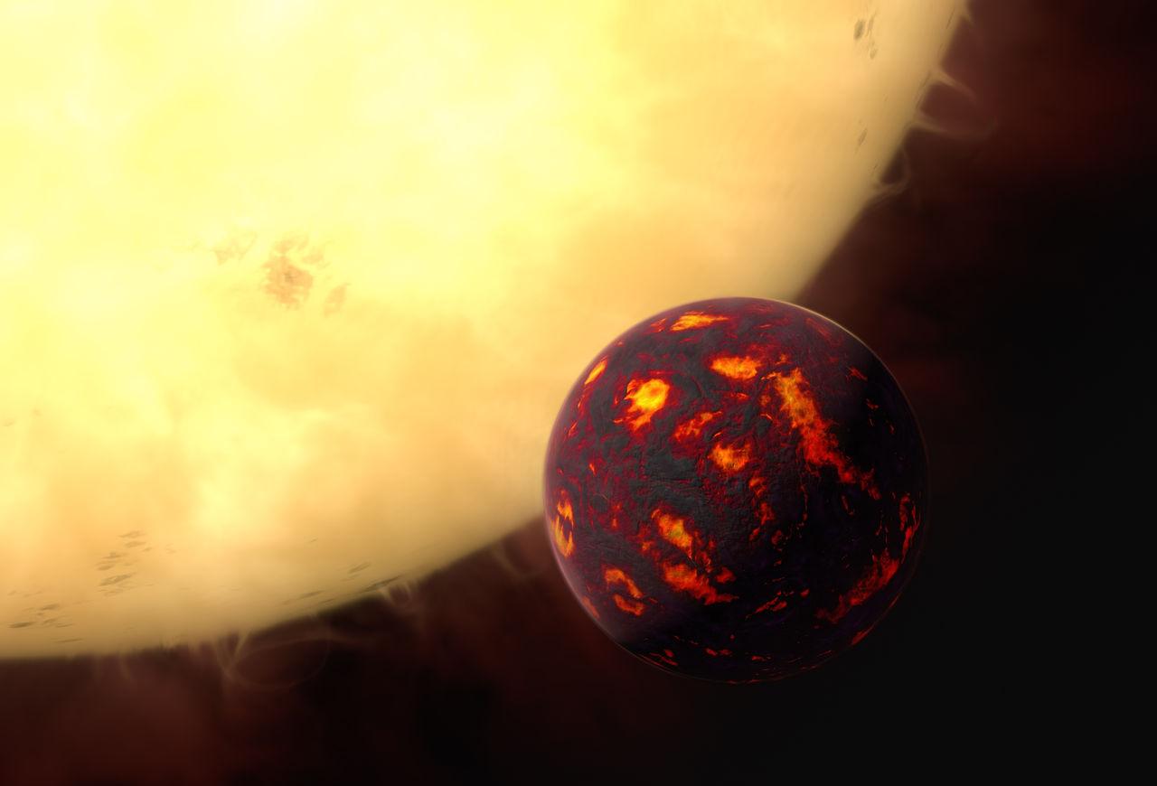 NASA hittar planet med atmosfär man kan analysera