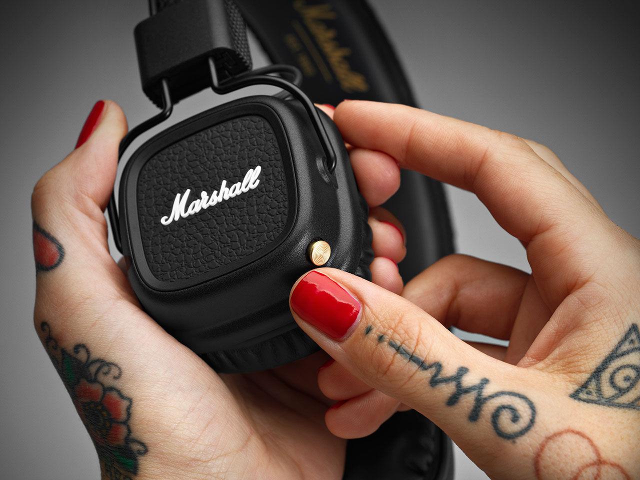 Marshall släpper hörlurarna Major II Bluetooth