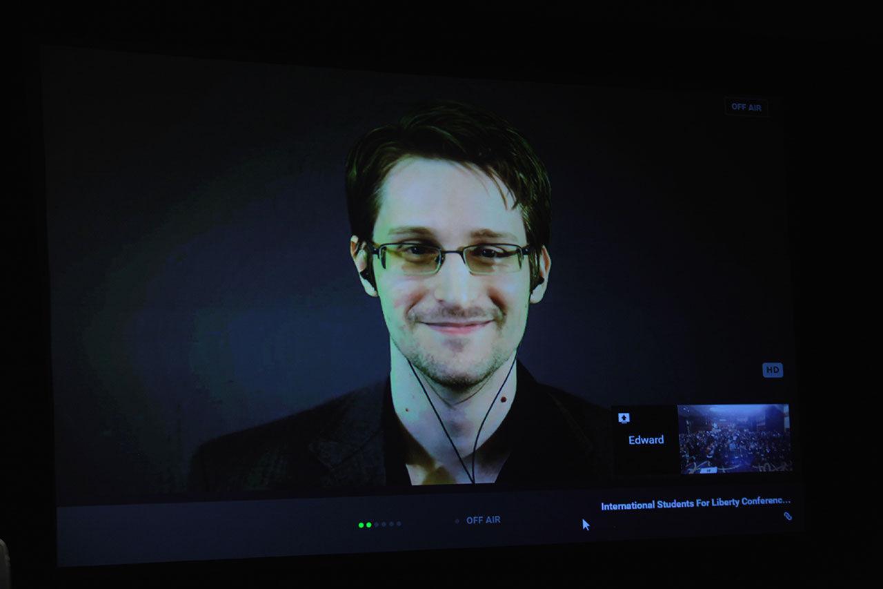 Edward Snowden kan tänka sig att återvända till USA