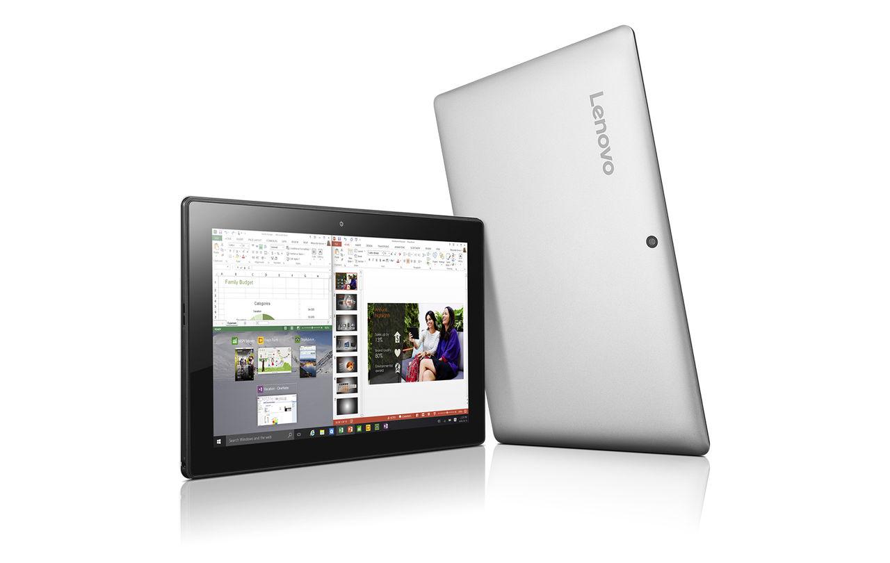 Lenovo visar upp hybriddator och två nya Yogadatorer