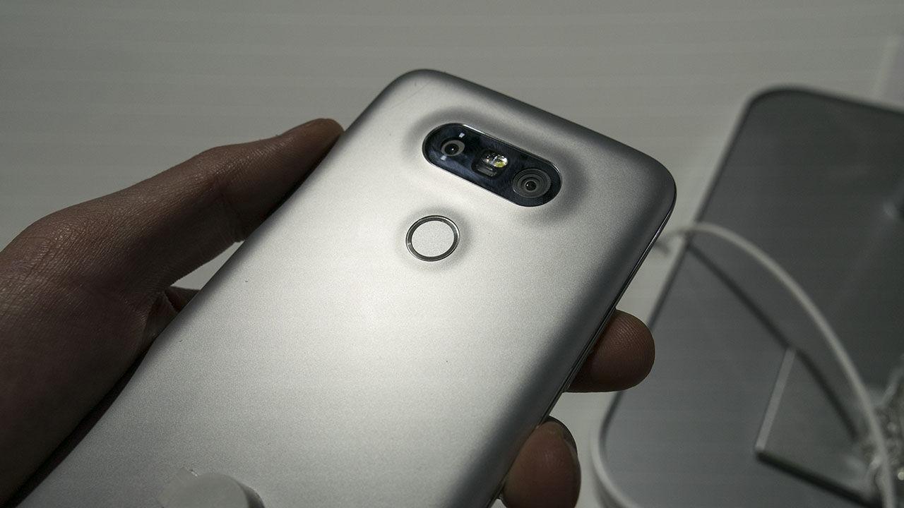 Vi har klämt på LG G5