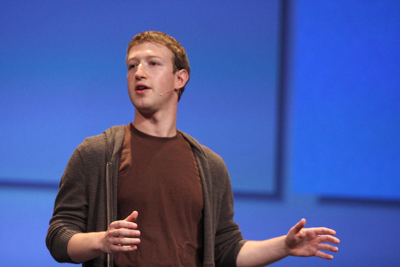 Mark Zuckerberg ställer sig på Apples sida i konflikten med FBI