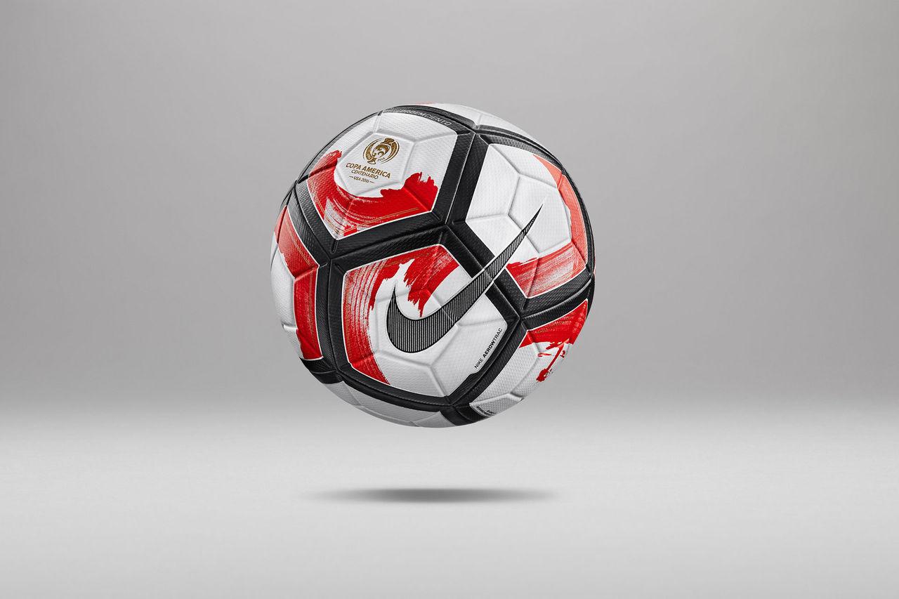 Här är officiella bollen för COPA America
