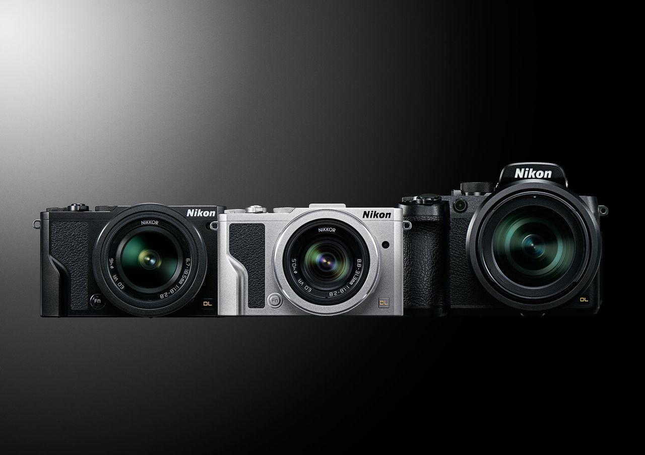 Nikon lanserar ny kameraserie