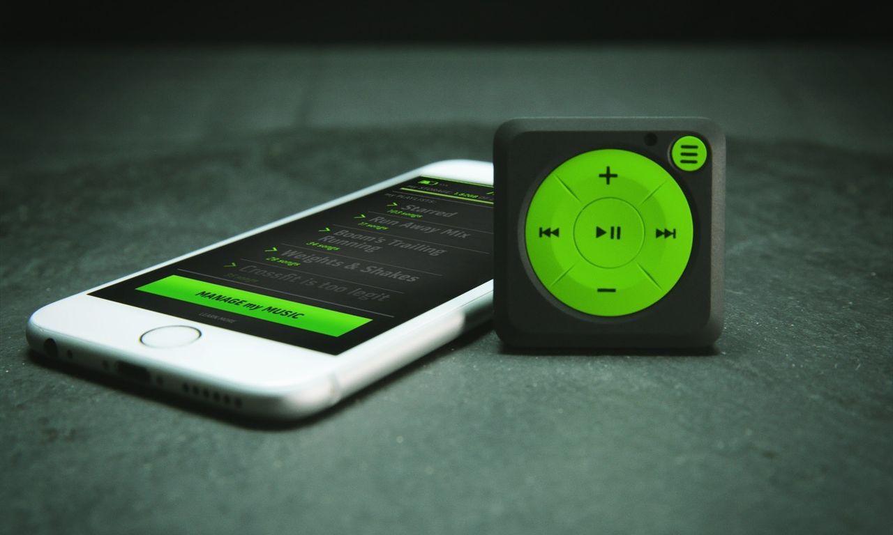 Mighty är en streamingspelare för Spotify