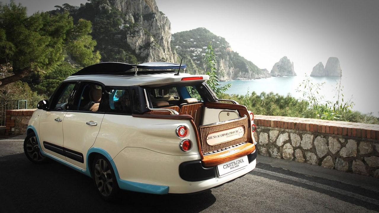 Castagna Milano bygger om Fiat 500L