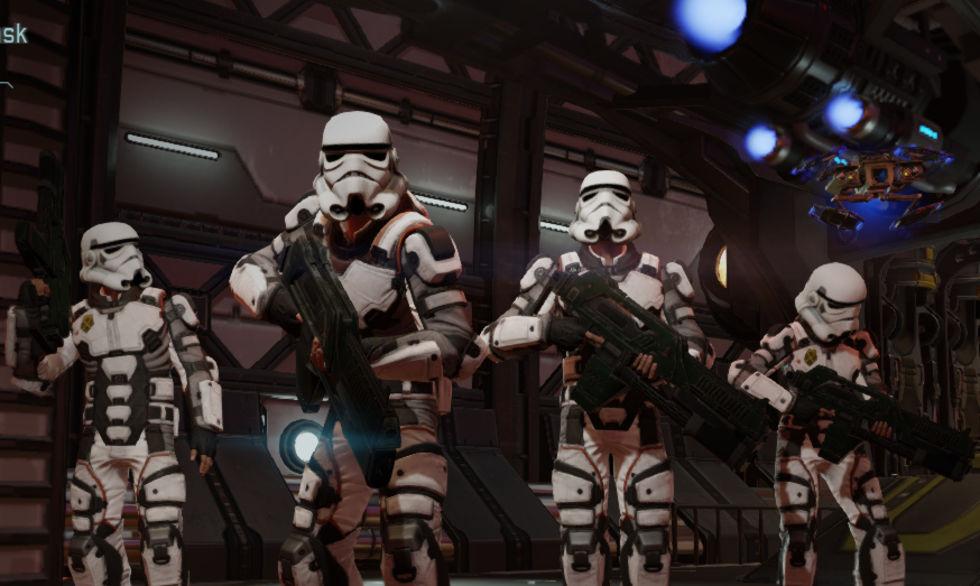 Modd i XCOM 2 gör om din soldat till en Stormtrooper
