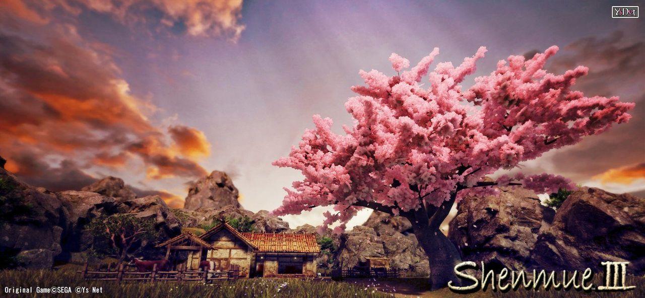 Fyra nya bilder från Shenmue 3