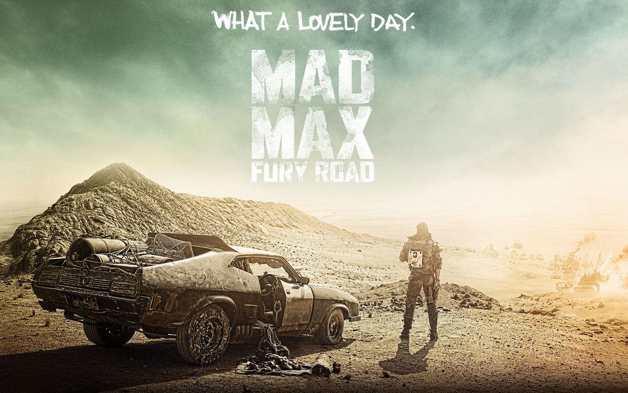 Storslam för Mad Max: Fury Road på Oscarsgalan