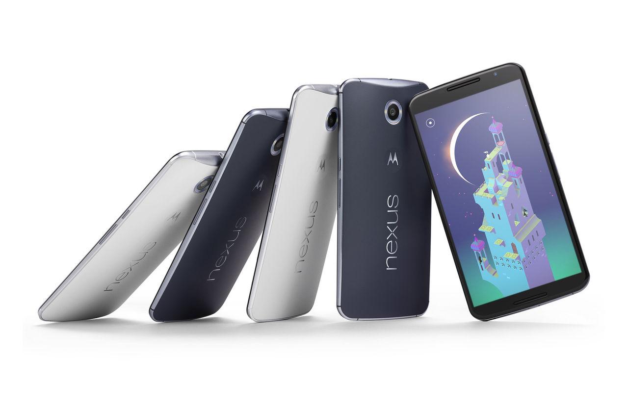 Motorola erkänner att Nexus 6 var för stor