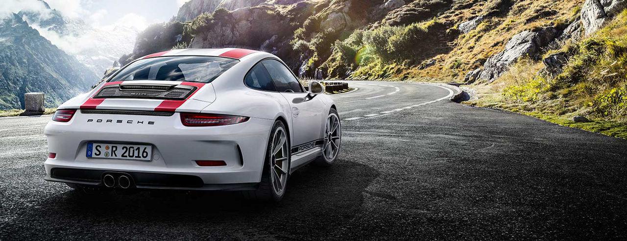Porsche 911 R - racerbilen för gatan är pånyttfödd
