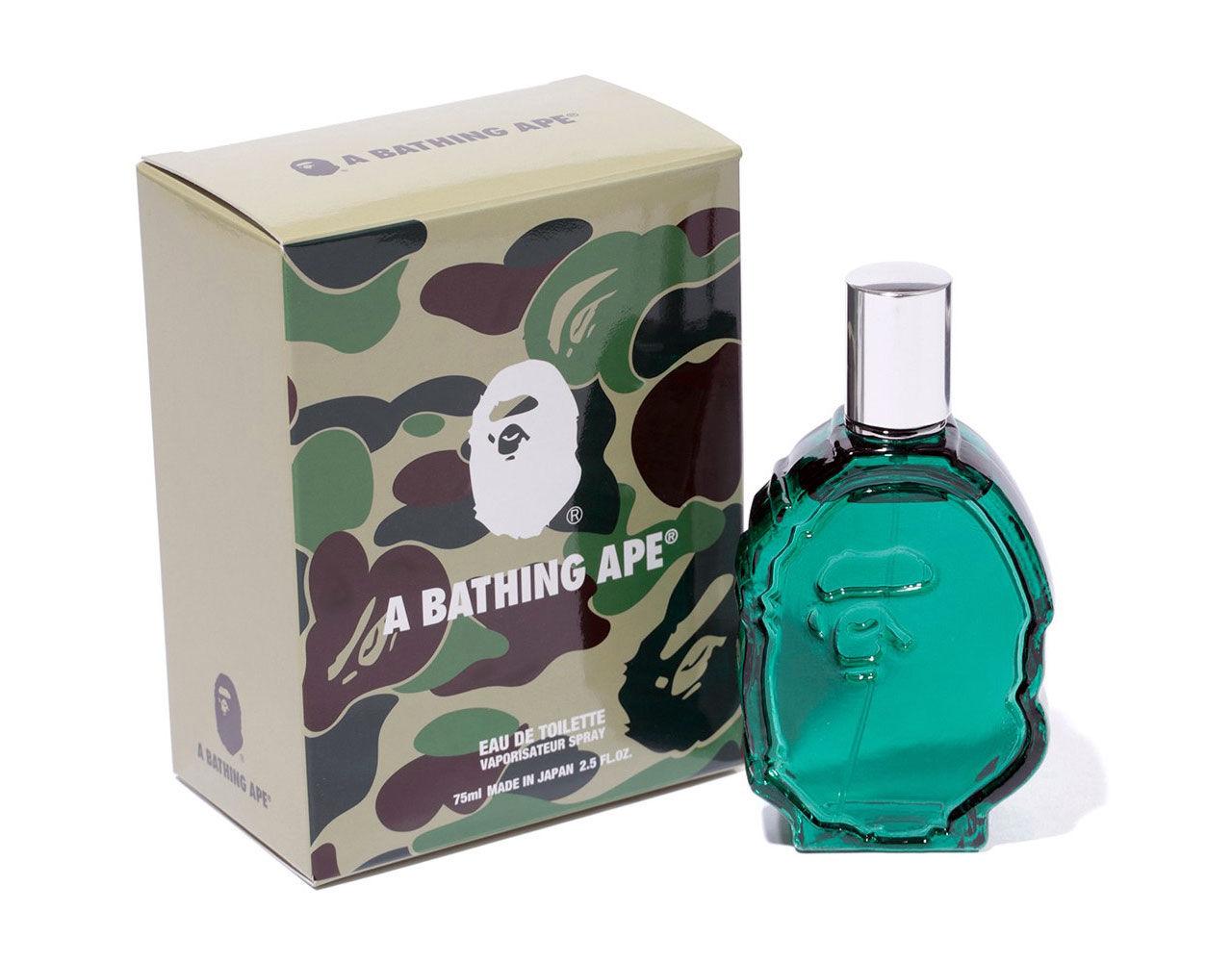 Snart släpper BAPE en egen parfym