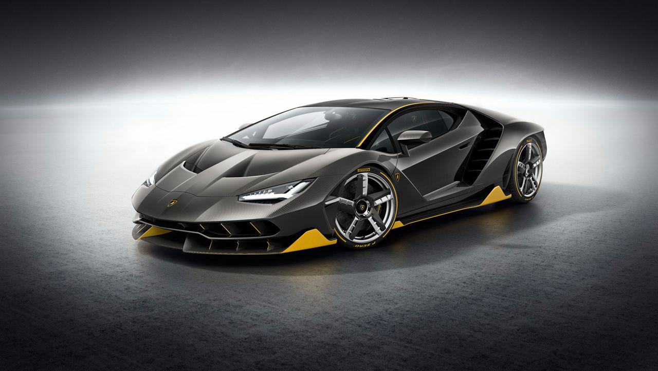 Lamborghinis nya superbil är officiell