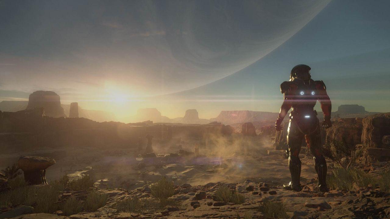 Mass Effect Andromeda släpps i början av nästa år