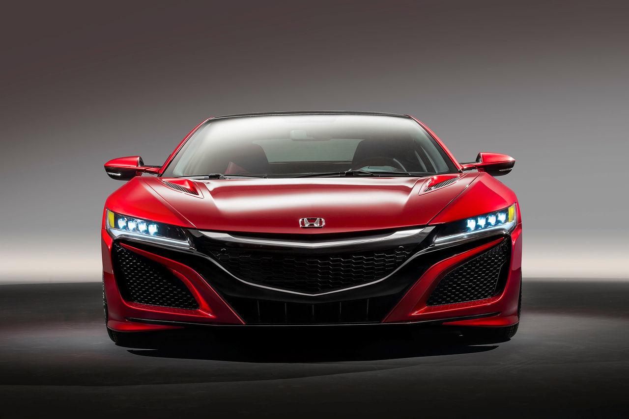 Nya Honda NSX blir din för 1,7 miljoner kronor