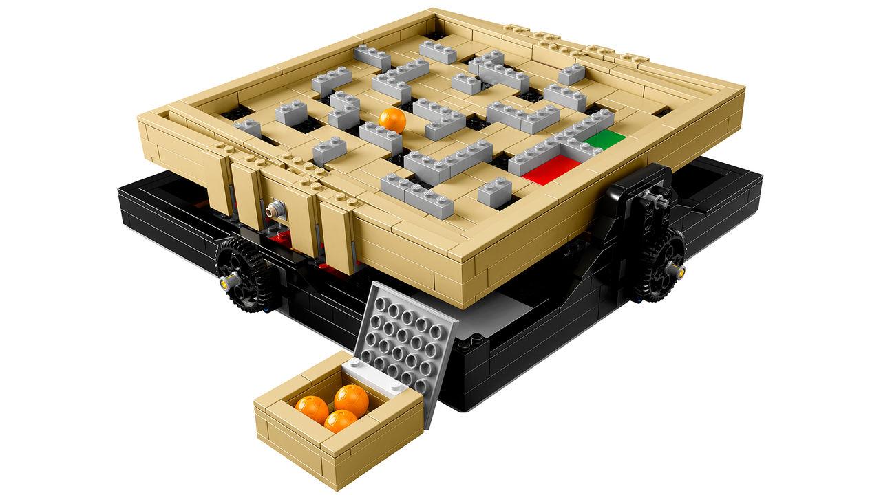 Lego släpper labyrint