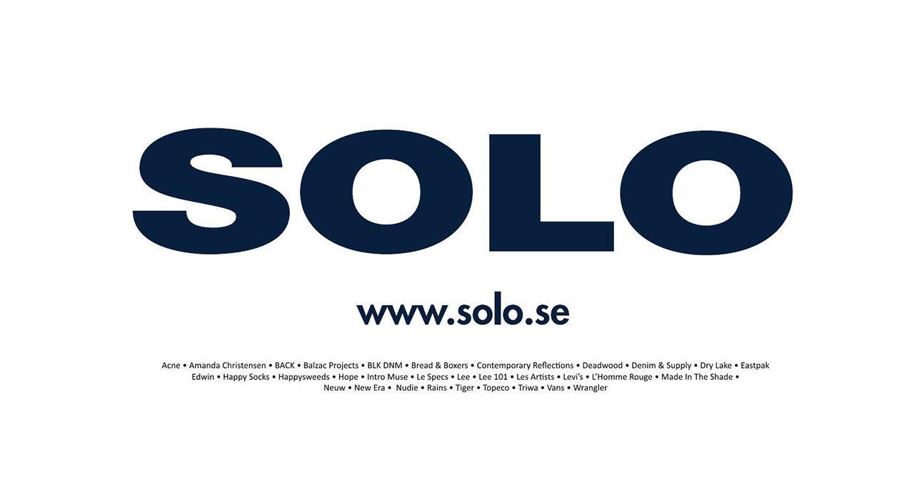 Klädkedjan Solo lägger ner