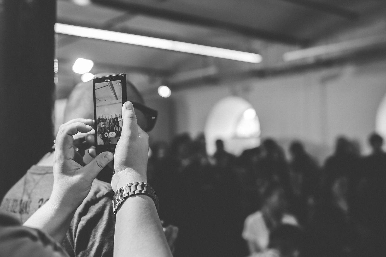 Delta i en fototävling mot diskriminering