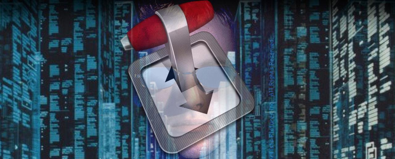 Transmission innehöll ransomware