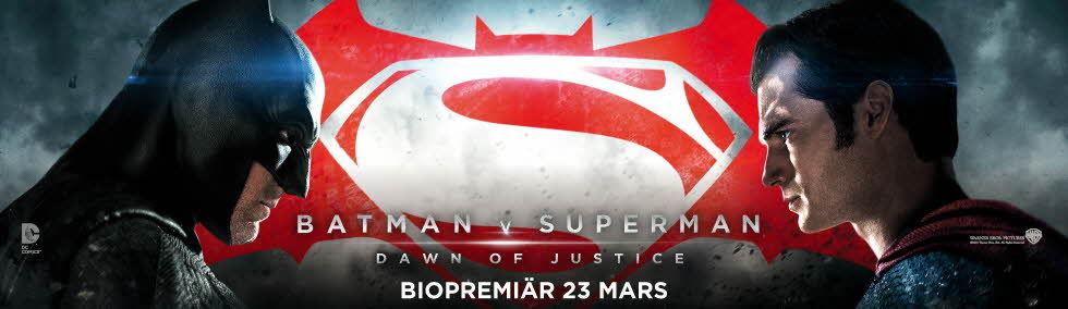 Datum för biljettsläpp till Batman v Superman: Dawn of Justice