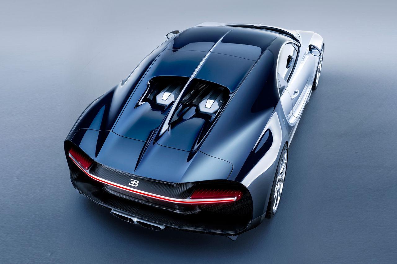 Bugatti kommer att tjäna pengar på Chiron