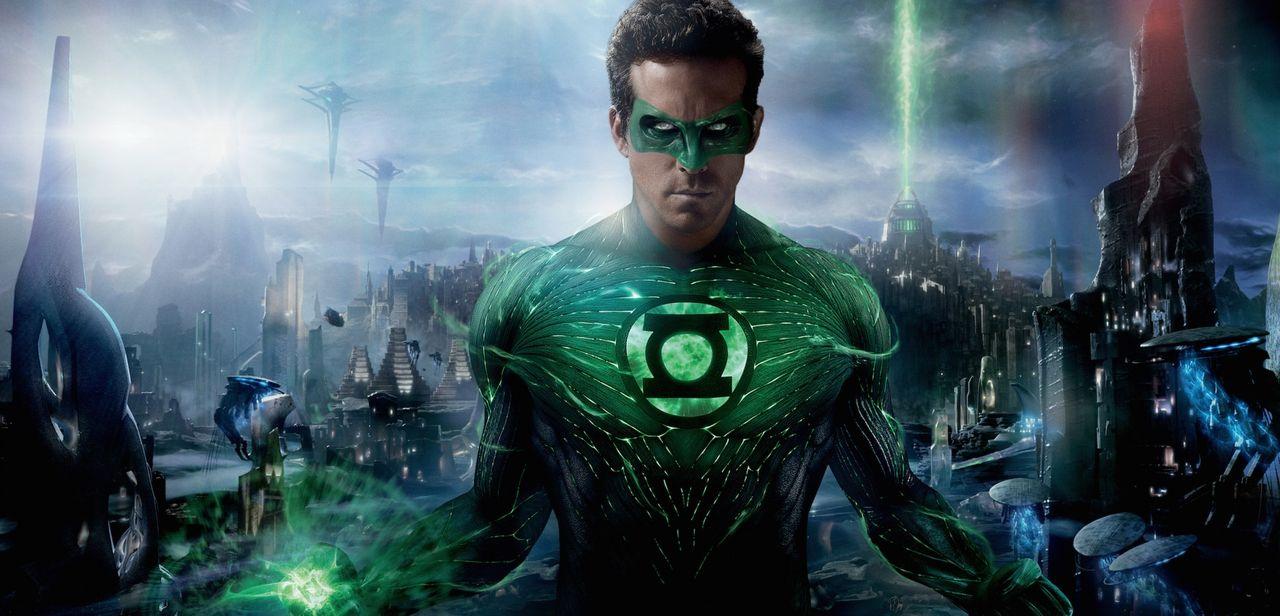 Ingen Green Lantern förrän 2019
