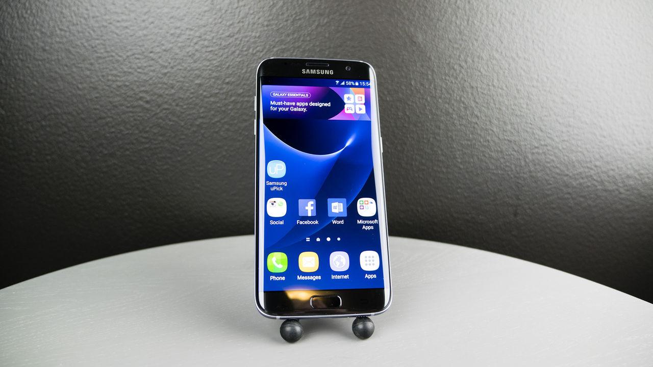 Vi har testat Samsung Galaxy S7 Edge
